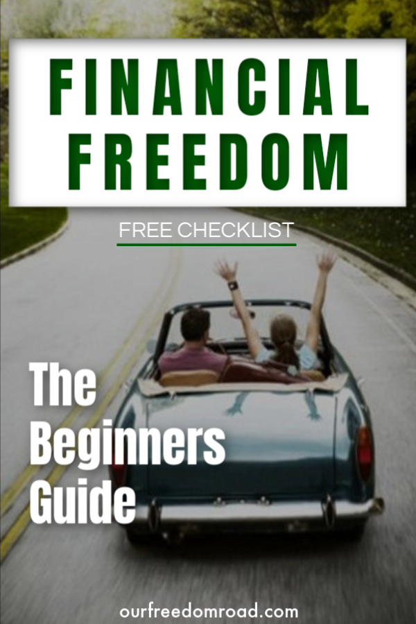 Beginners Guide to Financial Freedom