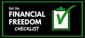 Financial Freedom Checklist
